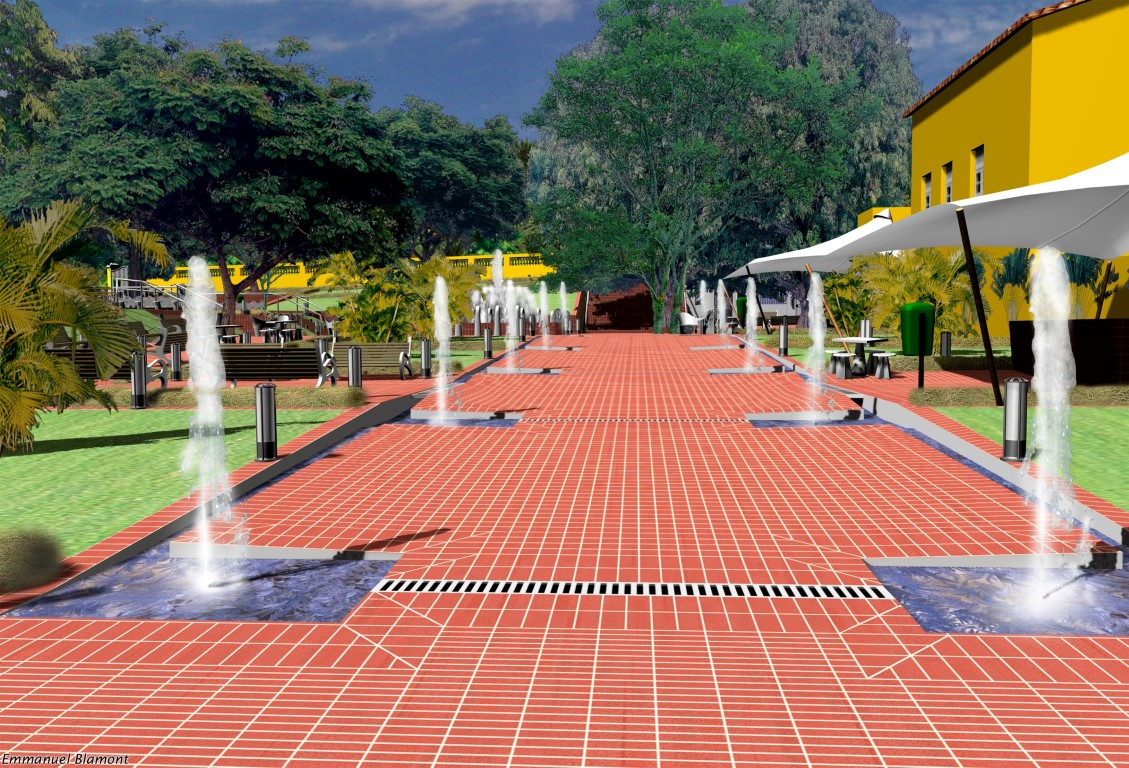 Resultado de imagem para Praça Fonte da Bica itaparica
